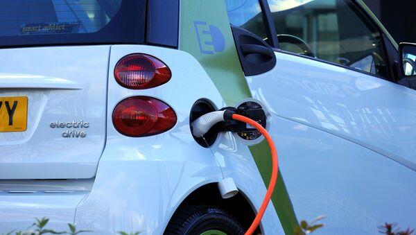 Electric Car - Sputnik International