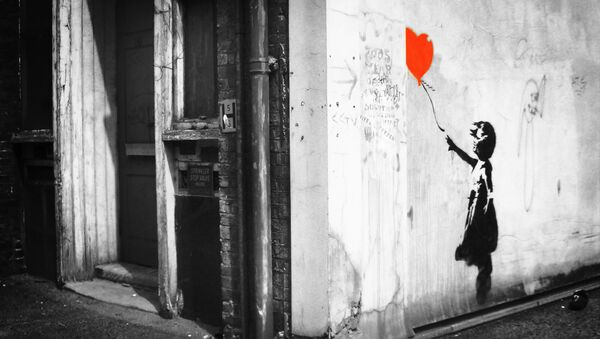 Balloon Girl - Sputnik International