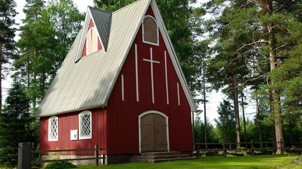 Church, Finland - Sputnik International
