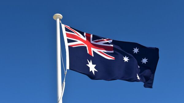 Australian flag - Sputnik International