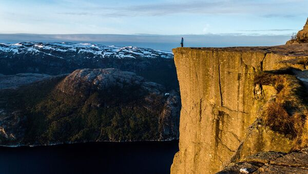 Preikestolen, Norway - Sputnik International
