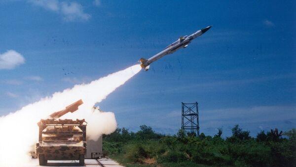 Test fire Akash missile. (File) - Sputnik International