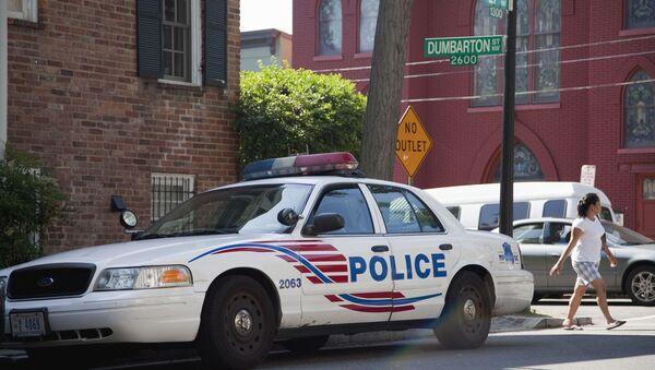 Washington, D.C. Police Car - Sputnik International