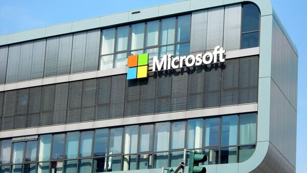 Microsoft - Sputnik International