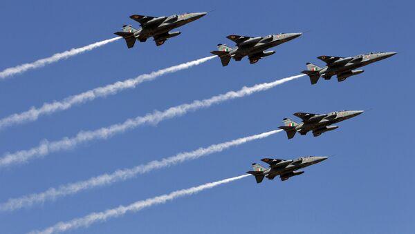 Indian air force Jaguar fighter aircrafts (File) - Sputnik International