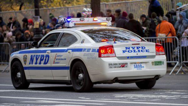 NYPD Squad Car - Sputnik International