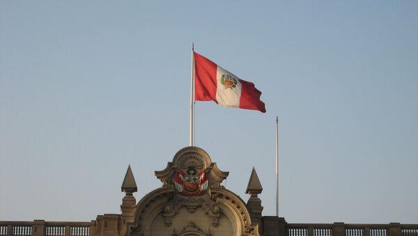 Flag of Peru - Sputnik International