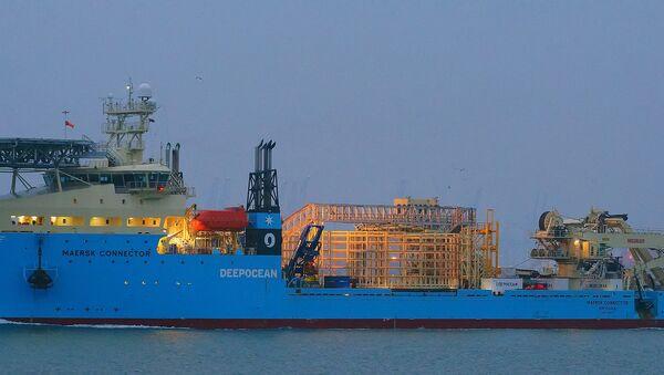 Maersk Connector - Sputnik International