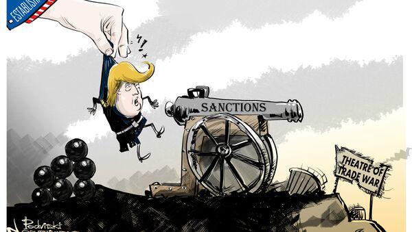 Trade is War - Sputnik International