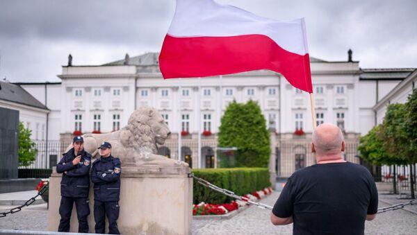 Flag of Poland - Sputnik International