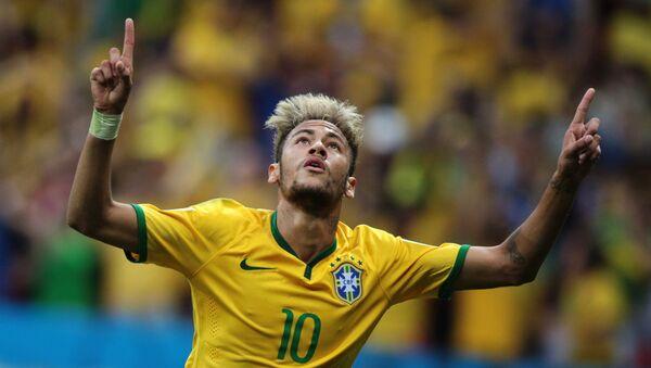 Brazil's Neymar. (File) - Sputnik International