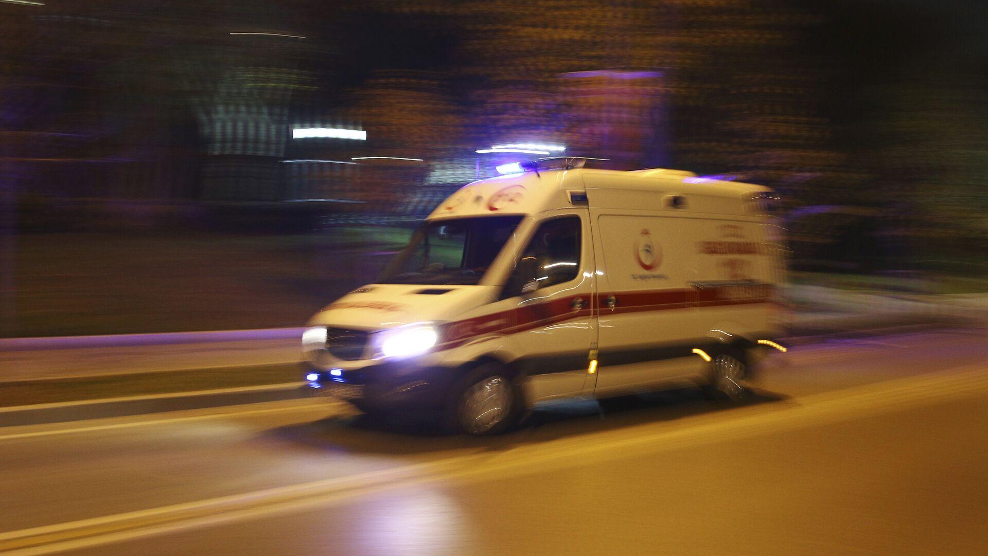 Turkey ambulance. (File) - Sputnik International, 1920, 02.08.2021
