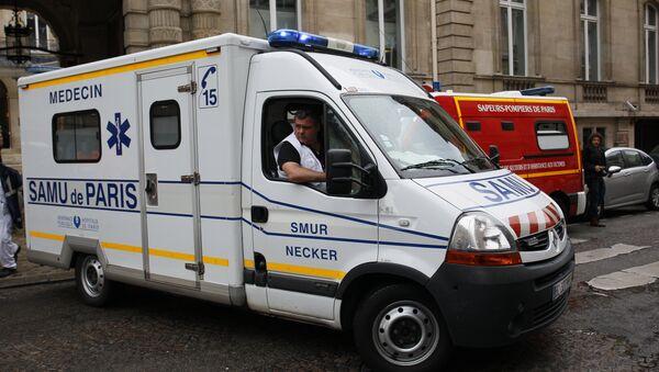 Ambulance in France (File) - Sputnik International