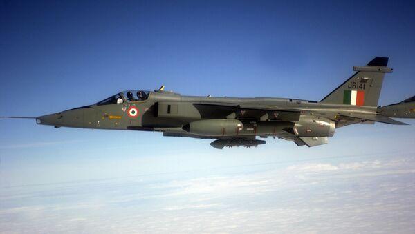 Jaguar of the Indian Air Force. (File) - Sputnik International