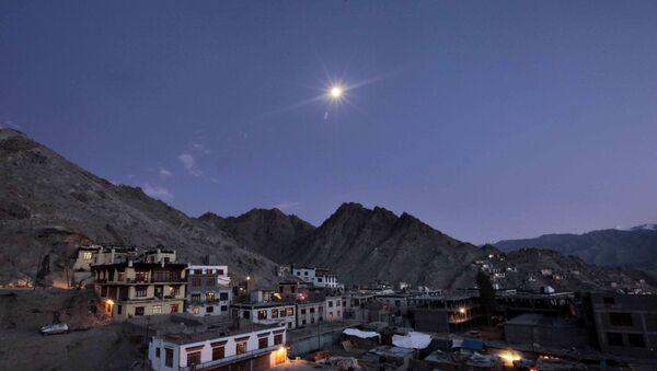A general view of Leh, Ladakh, India. (File) - Sputnik International