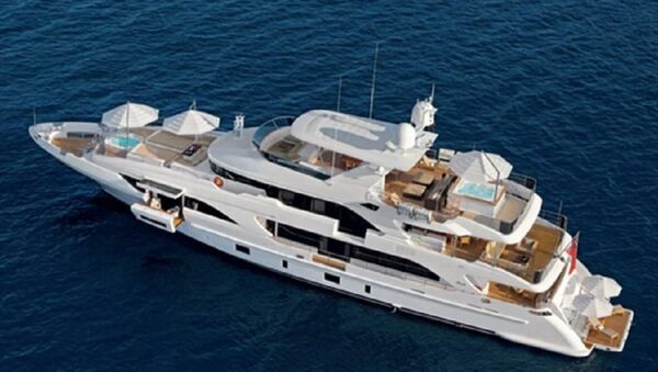 Yacht - Sputnik International