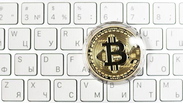 Bitcoin cryptocurrency - Sputnik International