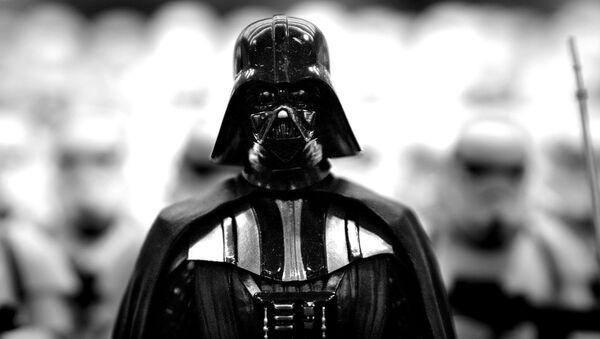 Darth Vader - Sputnik International