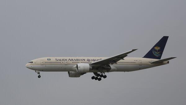 Passenger aircraft of the Saudi Arabian Airlines - Sputnik International
