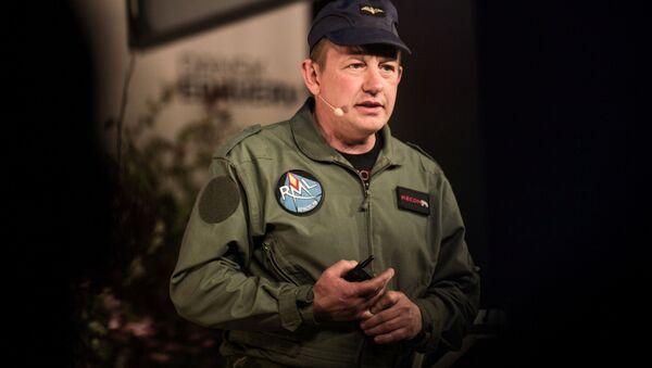 Peter Madsen. File photo  - Sputnik International