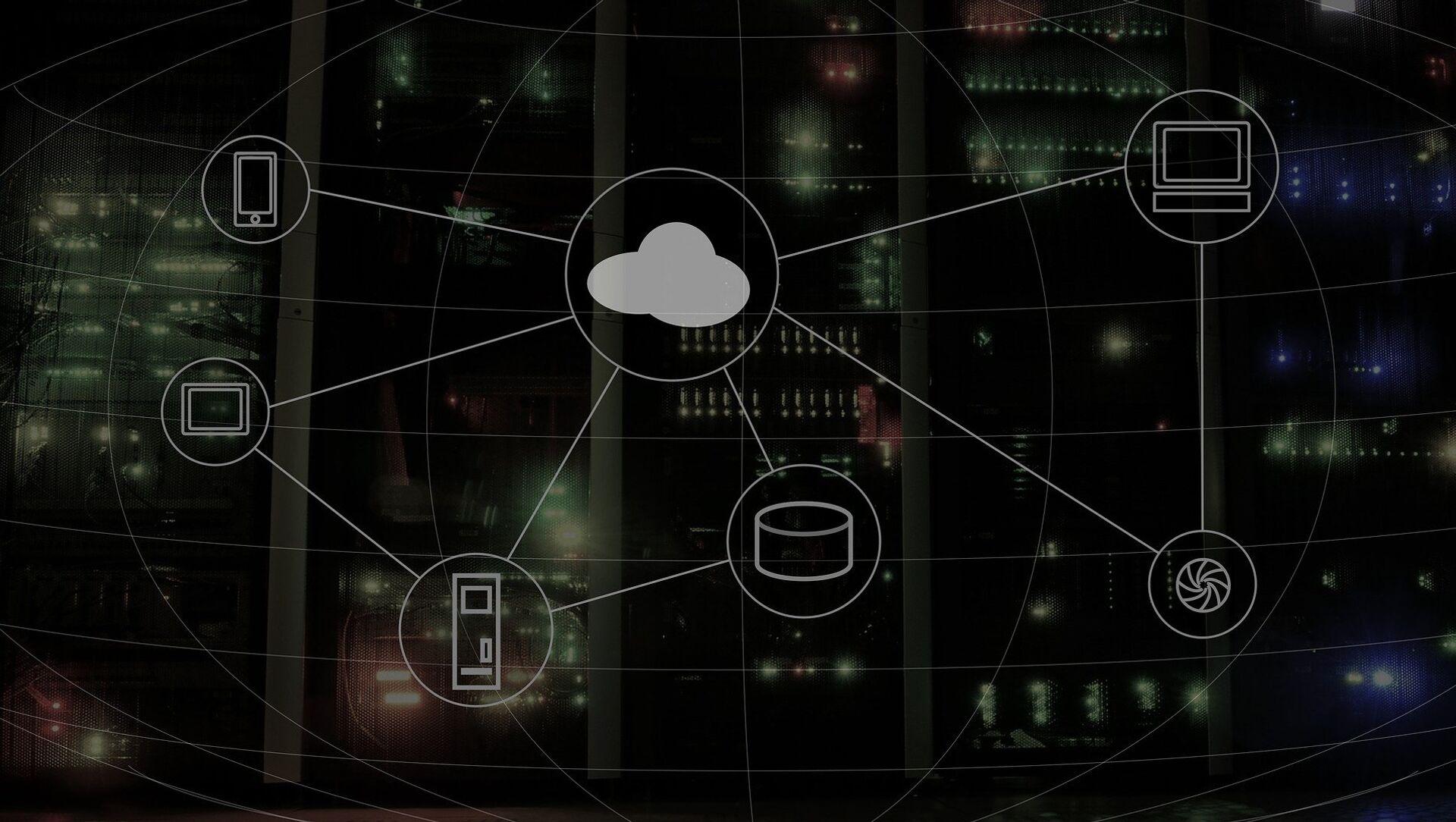 Cloud computing - Sputnik International, 1920, 02.08.2021