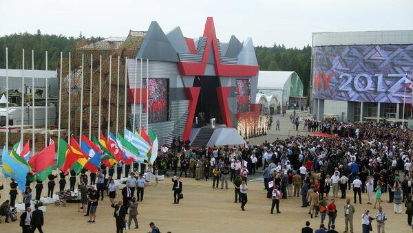 The Army 2017 International Military-Technical Forum, Moscow Region - Sputnik International