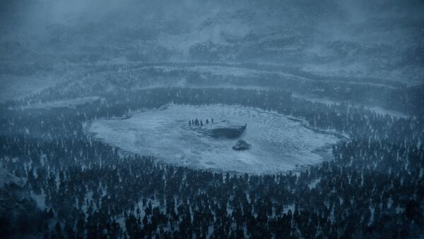 This photo provided by HBO shows a scene from the sixth episode of the seventh season of HBO's Game of Thrones. - Sputnik International