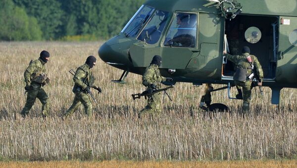 Preparations underway for West 2017 Belarusian-Russian joint exercise - Sputnik International