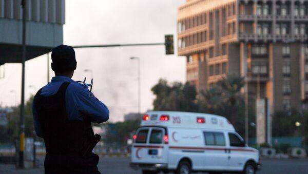 Iraqi police in Baghdad. (File) - Sputnik International