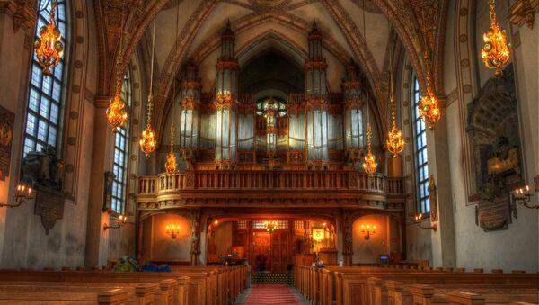 Sweden Church. (File) - Sputnik International