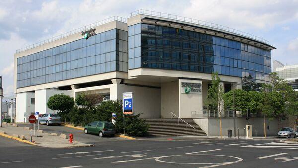 Schneider Electric building - Sputnik International