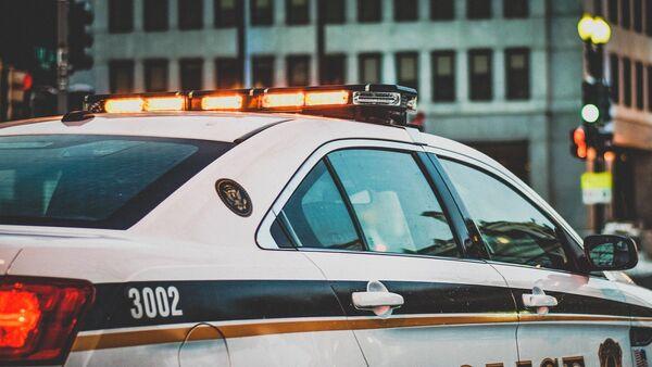 Police car - Sputnik International