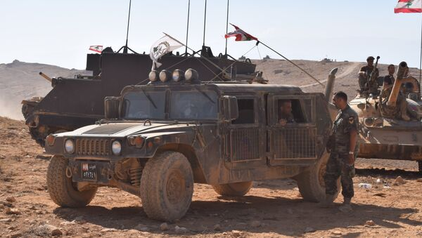 Libyan Army Forces - Sputnik International