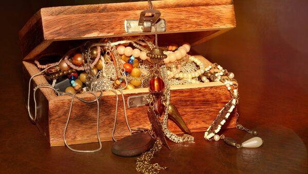 Treasure chest - Sputnik International