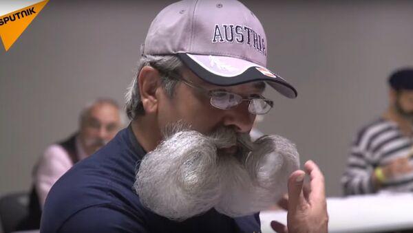 World Beard & Moustache Championships Held In Texas - Sputnik International