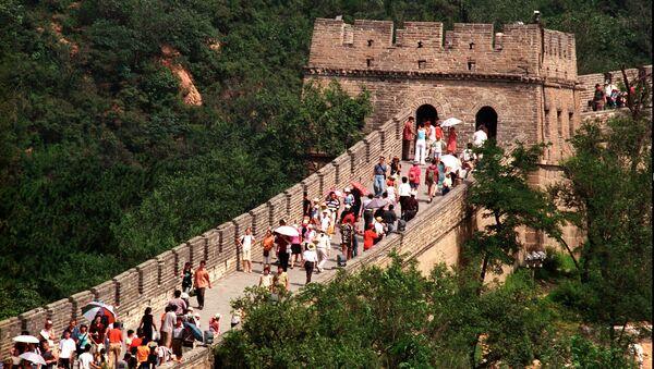 Great Wall of China - Sputnik International