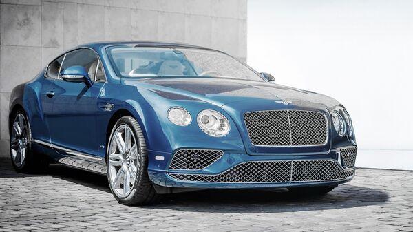 Bentley - Sputnik International