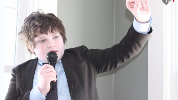 Ethan Sonneborn, 13, running for governor of Vermont - Sputnik International