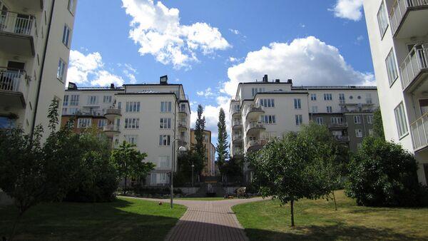 Housing, Sweden - Sputnik International