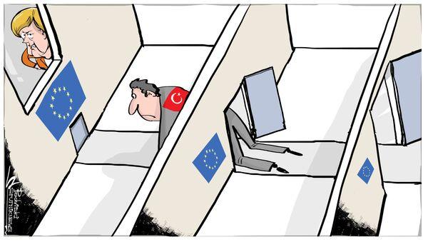 Maze of EU Accession - Sputnik International