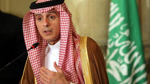 Saudi Foreign Minister Adel al-Jubeir - Sputnik International