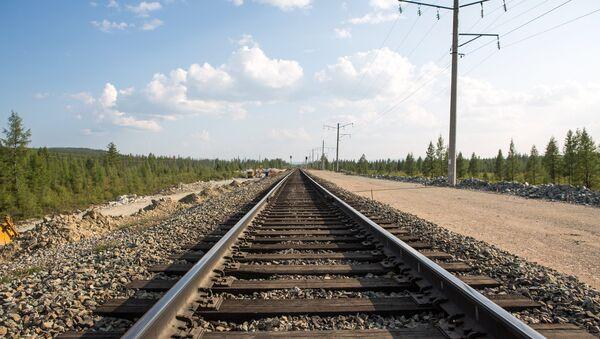 Railway. (File)  - Sputnik International
