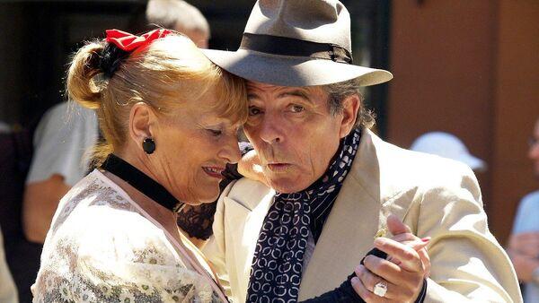 Older couple - Sputnik International