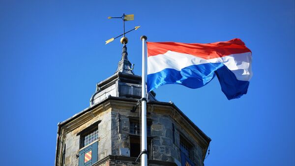 Dutch flag - Sputnik International
