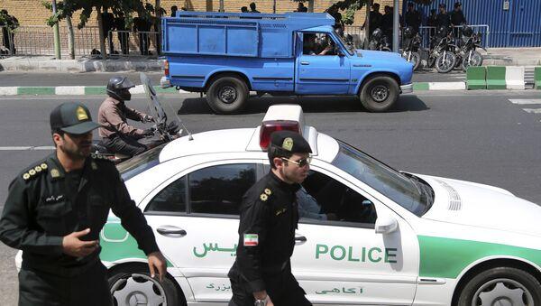 Iranian police. (File) - Sputnik International