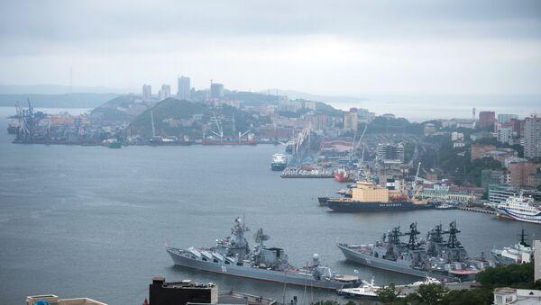 Port of Vladivostok - Sputnik International