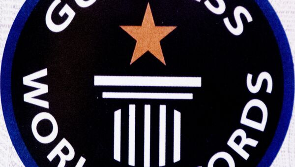 Guinness World Records logo - Sputnik International