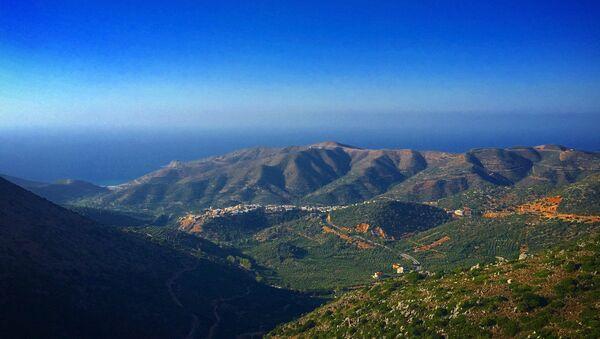 Crete view - Sputnik International