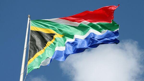 South African flag - Sputnik International