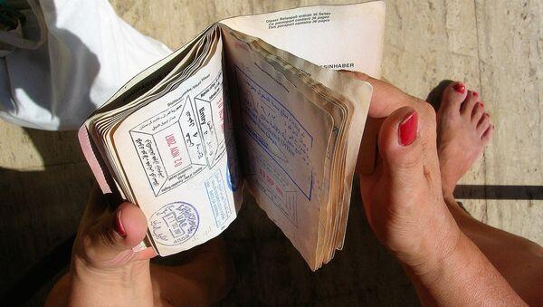 Passport - Sputnik International